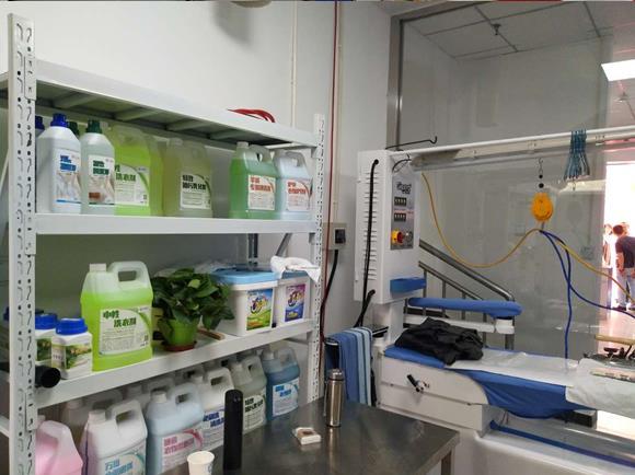 洁希亚国际洗衣西大街店
