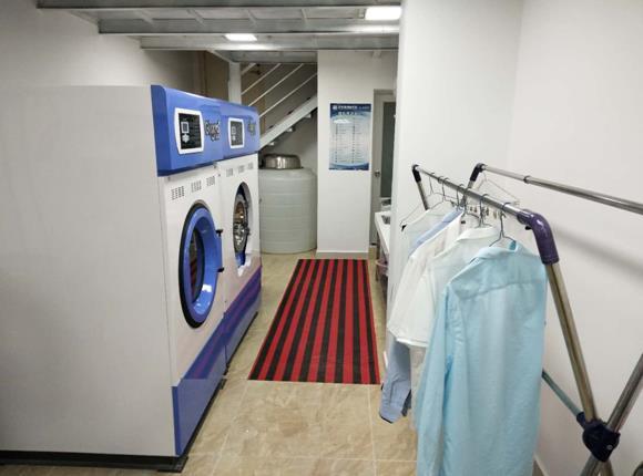 洁希亚国际洗衣高新店