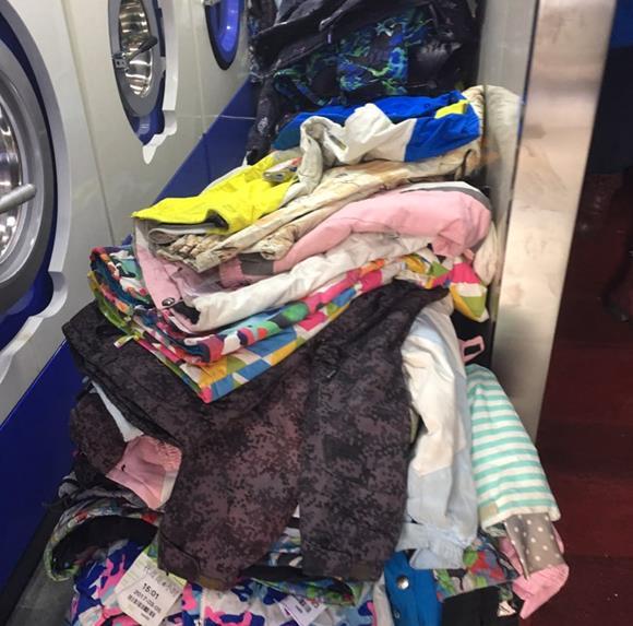 洁希亚国际洗衣密云店