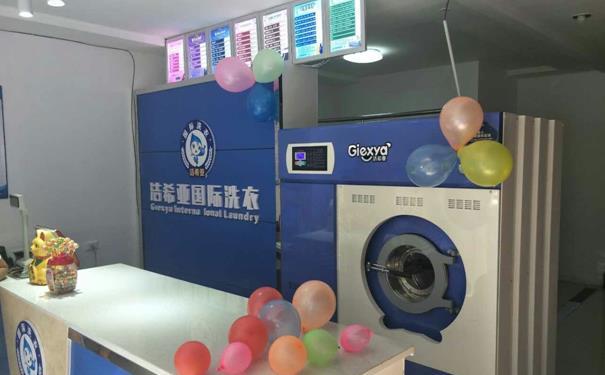 洗衣店利潤在哪
